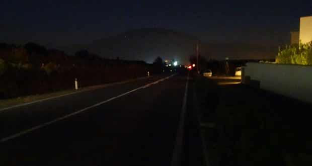 Radfahren Ohne Licht