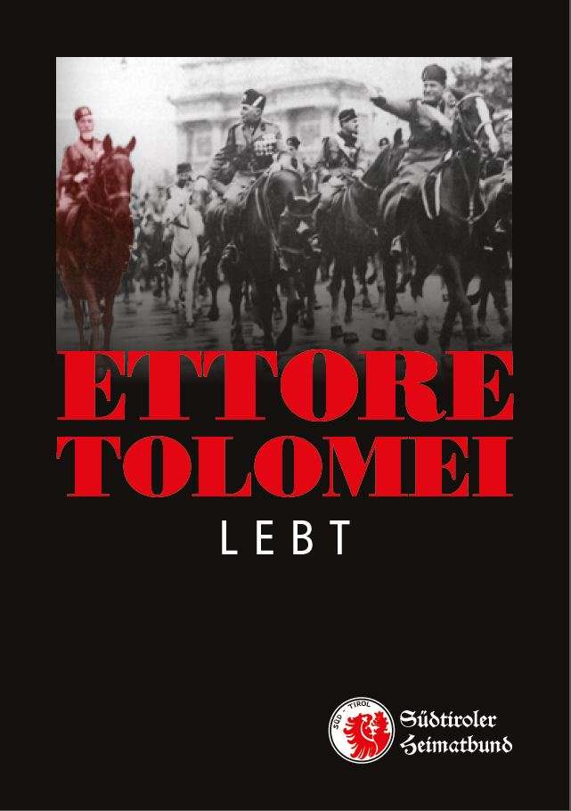 Titelseite Buch Tolomei