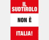 """SHB: si distribuiscono nuovi autoadesivi """"Il Sudtirolo non è Italia"""""""