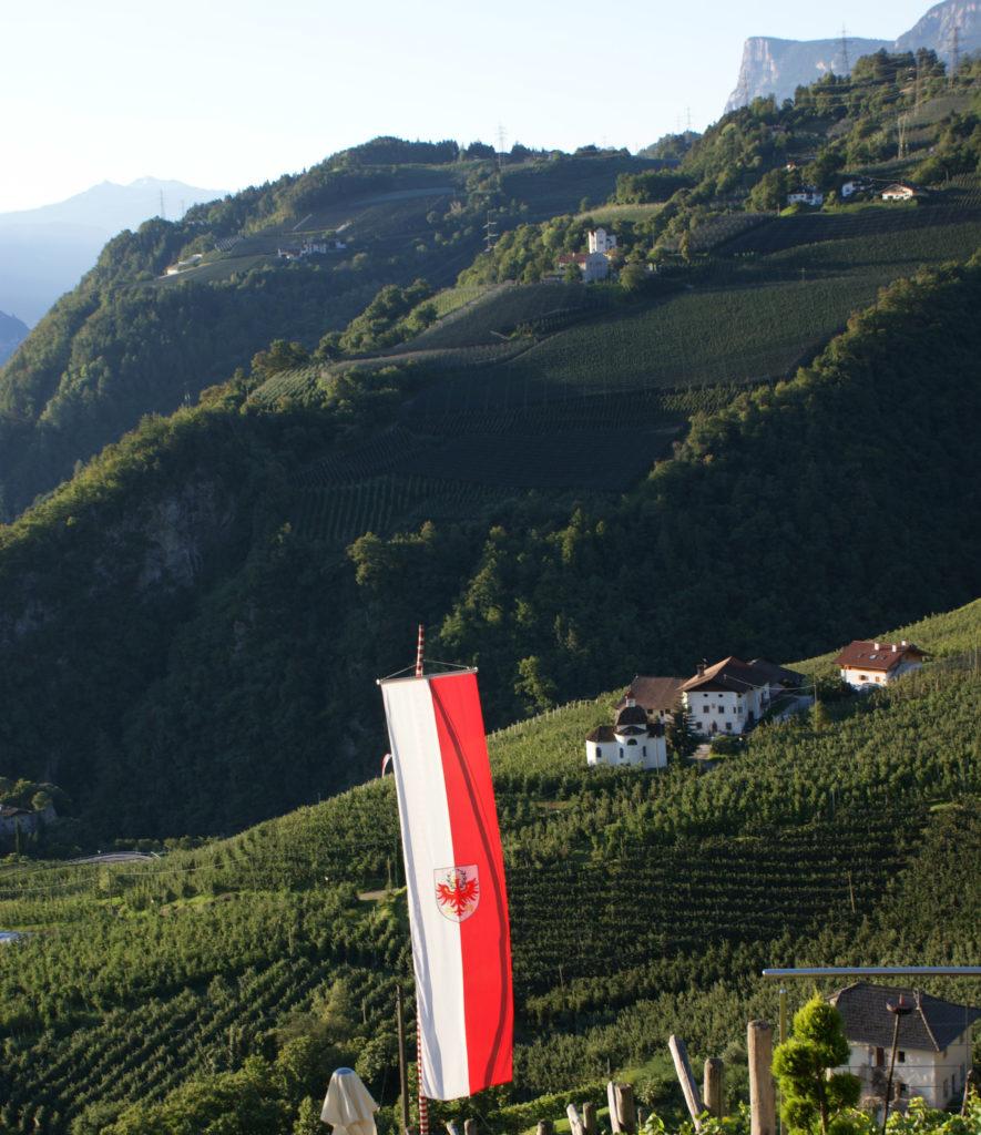 Südtirol: Eine in Jahrhunderten geschaffene Kulturlandschaft