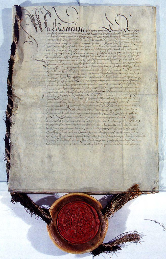 Das Landlibell von 1511