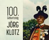 Jörg-Klotz-Feier am 22. September 2019 in St. Leonhard in Passeier