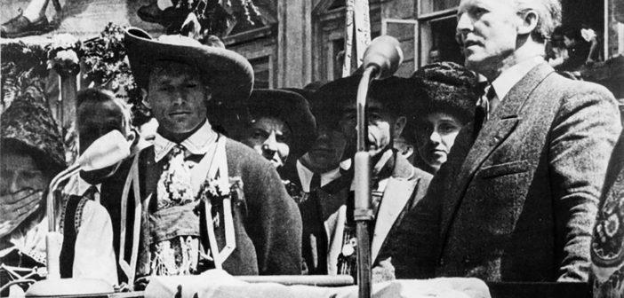 """""""Alto Adige"""" statt """"Südtirol"""" – Einst mutige Politiker und heute dienstfertige Helfer"""