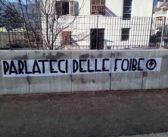 Nächtliche Schmieraktion von Faschisten in Gargazon