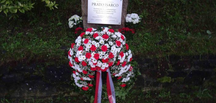 Erinnerung an das Mussolini KZ und Buchvorstellung in Blumau