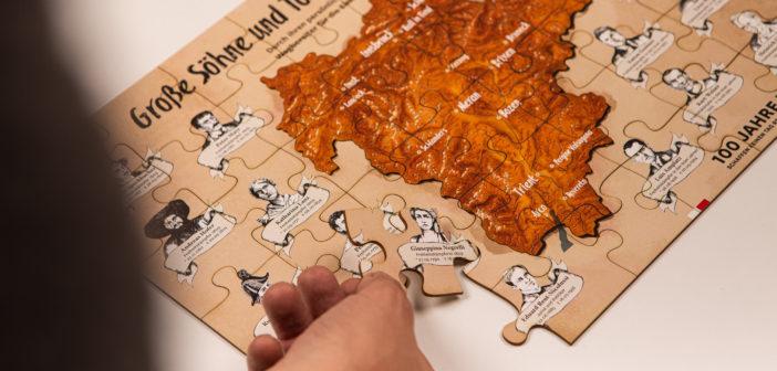 """Gewinnspiel: """"Tiroler Heimat Puzzle"""" – Jetzt mitmachen!"""