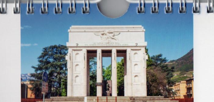 Geschmacklos und beleidigend: Siegesdenkmal in Euregio-Kalender 2021