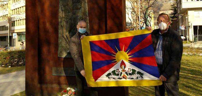 Südtiroler Heimatbund gedenkt der tibetischen Opfer der Freiheit